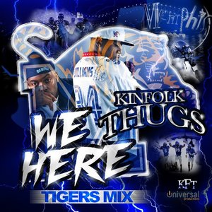 Image for 'We Here Tigers'