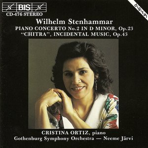 Image for 'Stenhammar: Piano Concerto No. 2 / Chitra Suite'