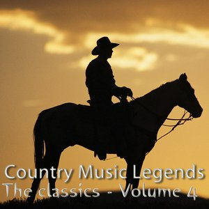 Image for 'Country Music Legends: The Classics, Vol. 4'