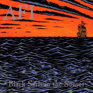 Image pour 'Black Sails in the Sunset'