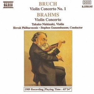 Image for 'BRAHMS / BRUCH: Violin Concertos'