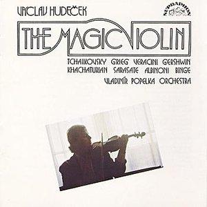 Image for 'The Magic Violin / Tchaikovsky, Grieg, Gershwin, Albinoni ...'