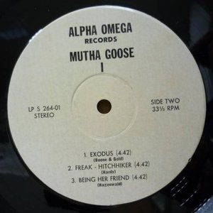 Image for 'Mutha Goose'