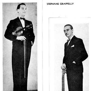 Image for 'Django Reinhart & Stephane Grappelli'