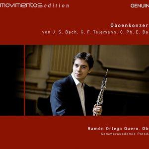 Image for 'Oboe Concertos by J.S. Bach, Telemann & C.P.E. Bach'