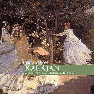"""Image for 'Karajan: Mozart - Symphonies 35 """"Haffner,"""" 40 & 41 """"Jupiter""""'"""