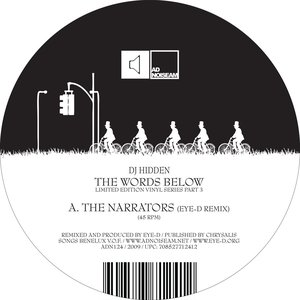 Image for 'The Words Below - Limited Vinyl Series vol. 3'