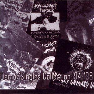 Imagen de 'Demo/Singles Collection '94 - '98'