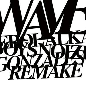 Image pour 'Waves Remake / Remaking Waves'