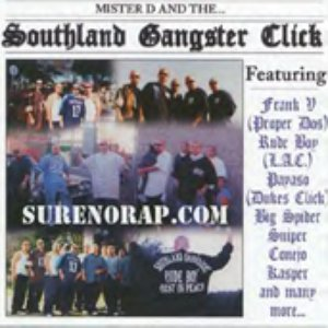 Image for 'Southland Gangster Click'
