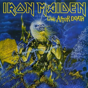 Immagine per 'Live After Death (disc 1)'