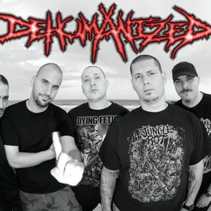 Image for 'Dehumanized'
