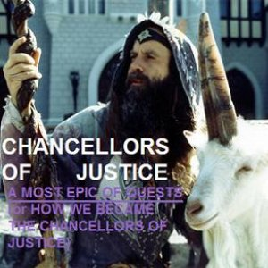 Image for 'A Most Epic of Quests (or How We Became The Chancellors of Justice)'