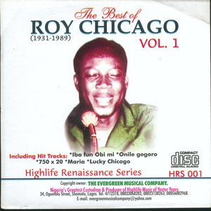 Image for 'The Best Of Roy Chicago Vol.1'