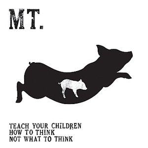 Immagine per 'Teach Your Children How to Think Not What to Think'