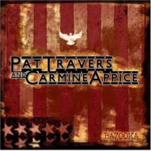 Image for 'Pat Travers & Carmine Appice'