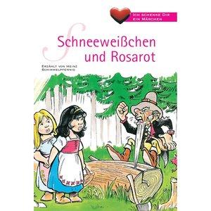 Bild für 'Ich schenke Dir ein Märchen - Schneeweißchen und Rosenrot'
