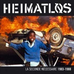 Image for 'La seconde nécessaire 1983-1988 (disc 1)'