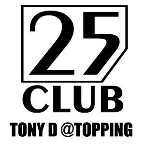 Image for '25 Club: Topping'