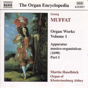 Image for 'MUFFAT: Organ Works, Vol.  1'
