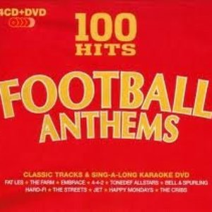 Image pour '100 Hits: Football Anthems'