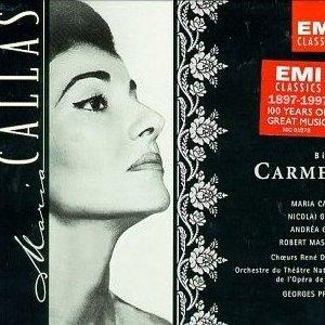 Image for 'Carmen (Callas, Gedda, Guiot, Massard, Prêtre) (disc 1)'