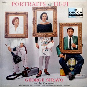 Image for 'Portraits In Hi-Fi'