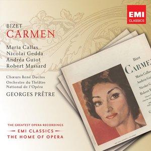 Image pour 'Bizet: Carmen'