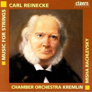 Image for 'Carl Reinecke: Music For Strings'
