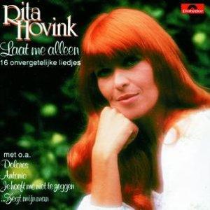 Image for 'Laat Me Alleen - 16 Onvergetelijke Liedjes'