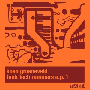 Image for 'Funk Tech Rammers E.P. 1'