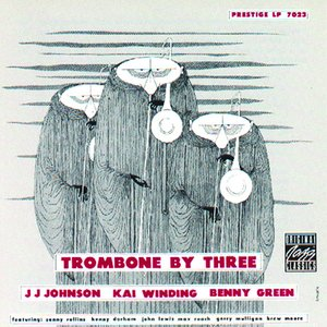 Image for 'Trombone By Three'