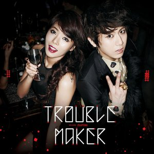Image for 'Trouble Maker'