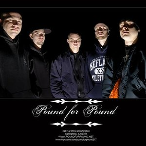 Image for 'Pound For Pound'