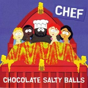 Image for 'Chocolate Salty Balls'