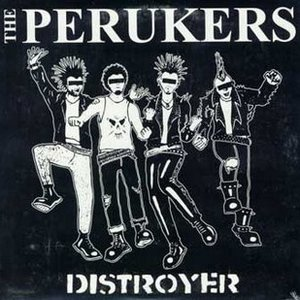 Image for 'The Perukers'
