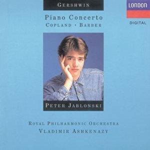 Image for 'Gershwin: Piano Concerto/Copland: El salón Mexico, etc.'