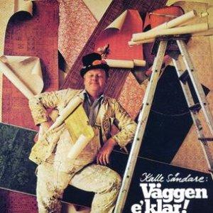 Bild für 'Väggen e' klar!'