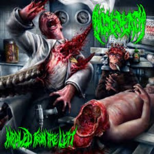 Image for 'Impaled From The Left'