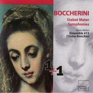 Image for 'Luigi Boccherini: Symphonies'