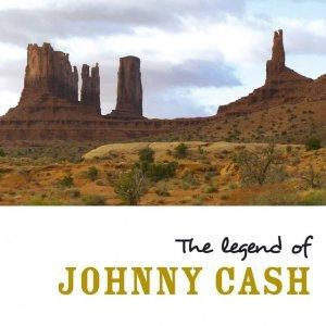 Imagen de 'The Legend of Johnny Cash (5 Hits)'
