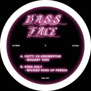 Image for '[FAC001] Cotti vs Kromestar & King Soly - Mozart 3000 / Wicked King of Persia'