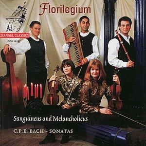 Image for 'Bach: Sanguineus & Melancholicus'