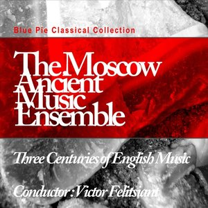 Image pour 'Three Centuries Of English Music'