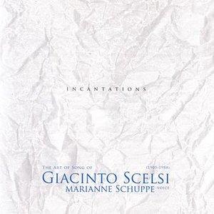 Bild för 'The Art Song Of Giacinto Scelsi: Incantations'