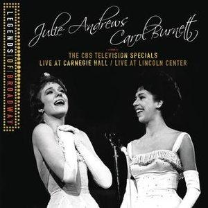 Image for 'Julie and Carol: Live at Carnegie Hall / Julie and Carol: Live at Lincoln Center'