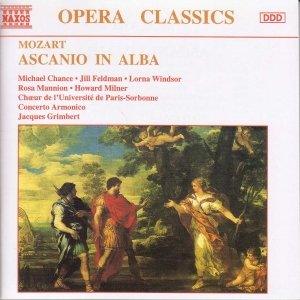 Image for 'MOZART: Ascanio in Alba'