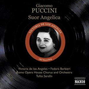 Image for 'Puccini, G.: Suor Angelica (Los Angeles, Barbieri, Rome Opera, Serafin) (1957)'
