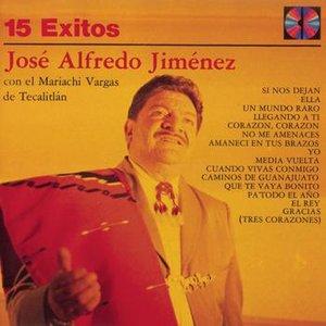 Image for 'Serie Oro 15 Exitos De José Alfredo Jiminez'