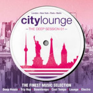 Image for 'City Lounge - The Deep Session (The Finest Music Selection: Deep House, Trip Hop, Downtempo, Cool Tempo, Lounge, Electro)'